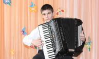 Выступление воспитанников музыкальной школы